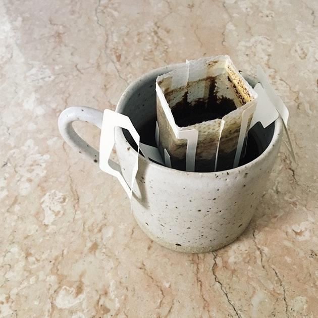 What's the Deal With Drip Coffee Bags?