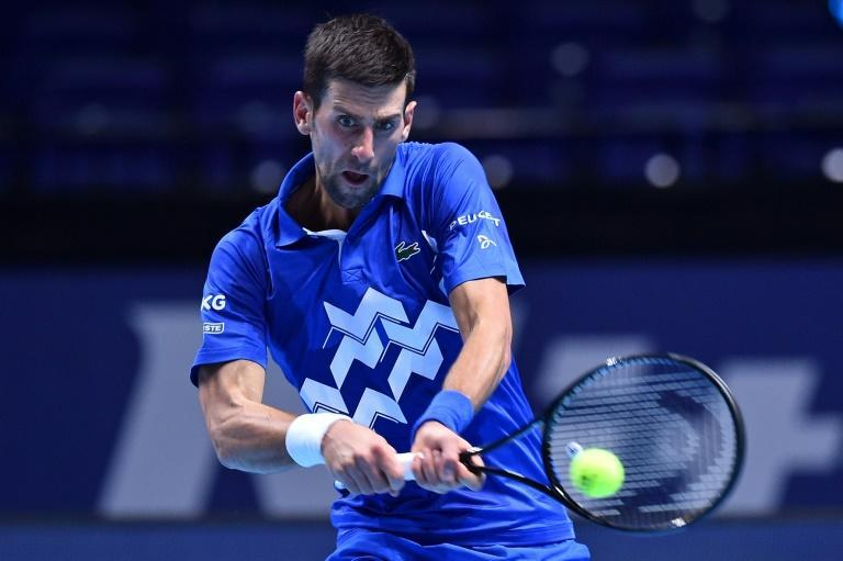 Novak Djokovic is chasing a record-equalling sixth ATP Finals title