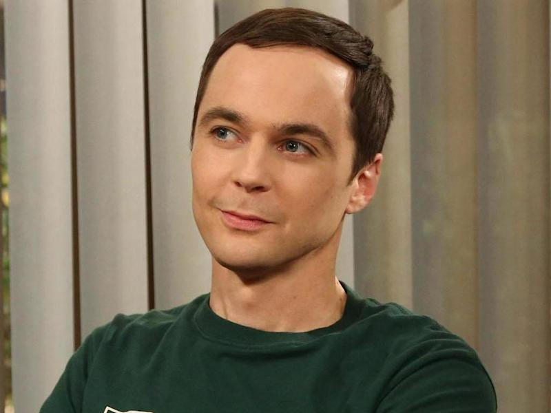 Jim Parsons as Sheldon Cooper on 'The Big Bang Theory'