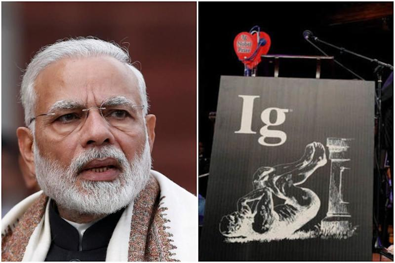 PM Modi is India's Second PM to Win an Ig Noble Prize. But What is it and Why Did He Get it?