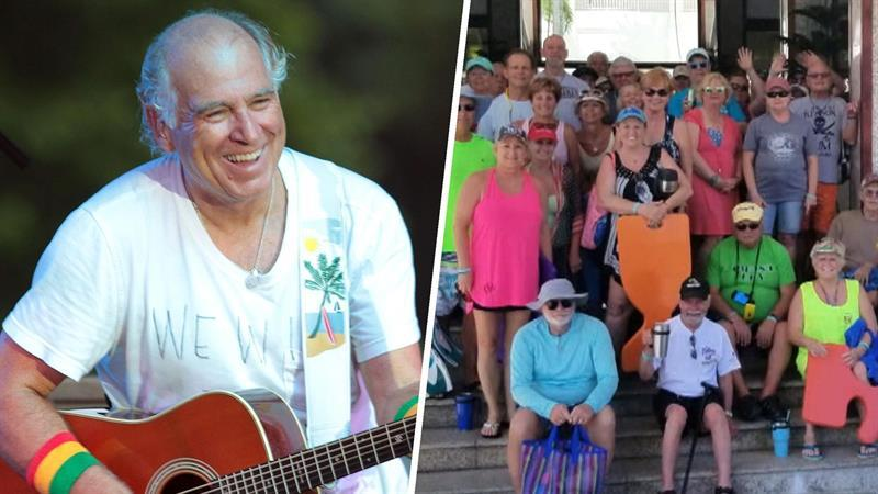 Nearly 50 members of a Jimmy Buffet fan club got sick while vacationing in theDominican Republic in April, KFOR reports
