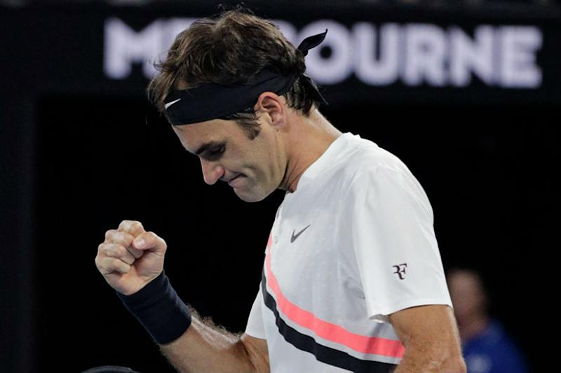 Roger Federer Downs Andreas Seppi to Reach Rotterdam Final