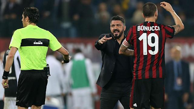 AC Milan did not deserve to lose so heavily in the final against Juventus on Wednesday, according to their head coach