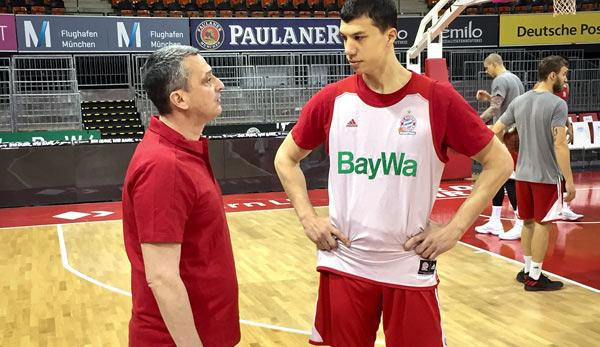 Basketball: EuroLeague: FC Bayern bekommt Wildcard ab 2019