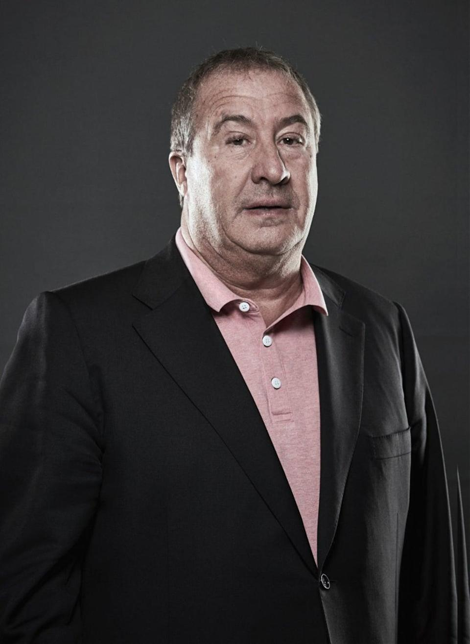 Peter Cowgill, executive chairman of JD Sports (JD/PA)