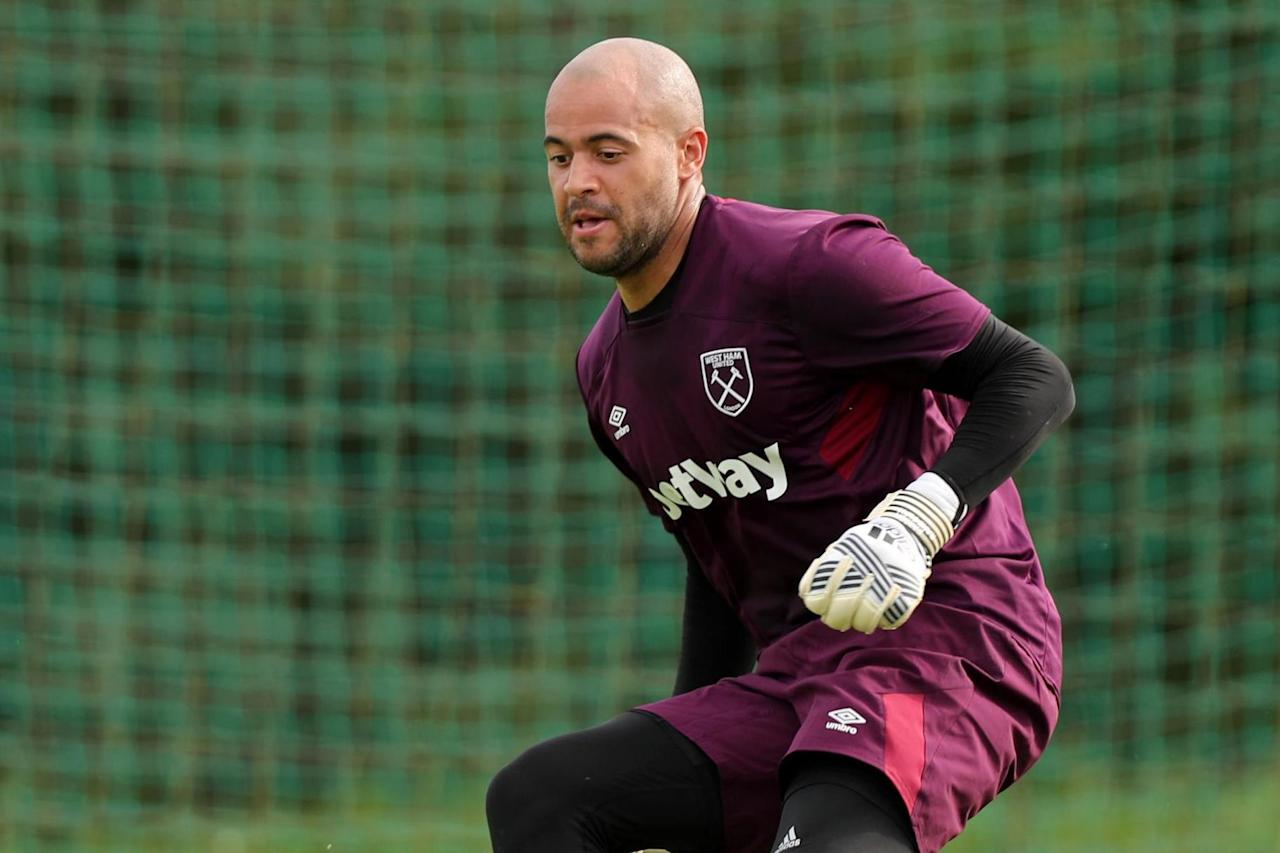 West Ham's Darren Randolph makes £5m Middlesbrough move
