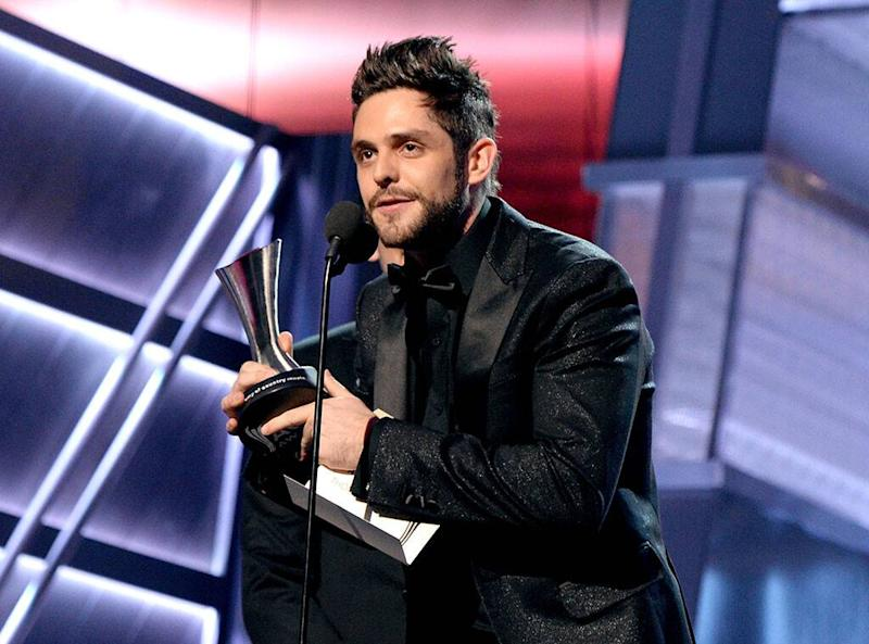 Thomas Rhett, 2017 Academy of Country Music Awards, Winners