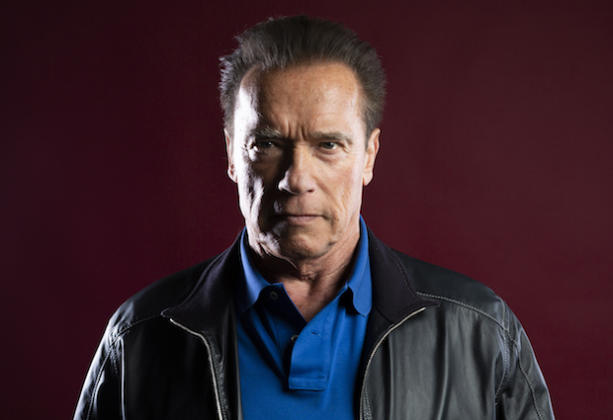 Arnold Schwarzenegger to star in spy TV series