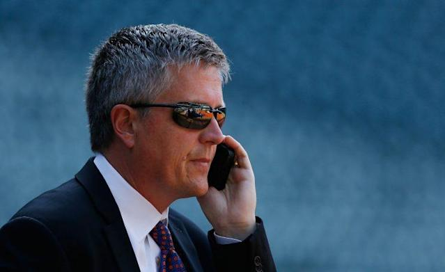 """<a class=""""link rapid-noclick-resp"""" href=""""/mlb/teams/hou/"""" data-ylk=""""slk:Houston Astros"""">Houston Astros</a> general manager Jeff Luhnow. (Getty Images)"""