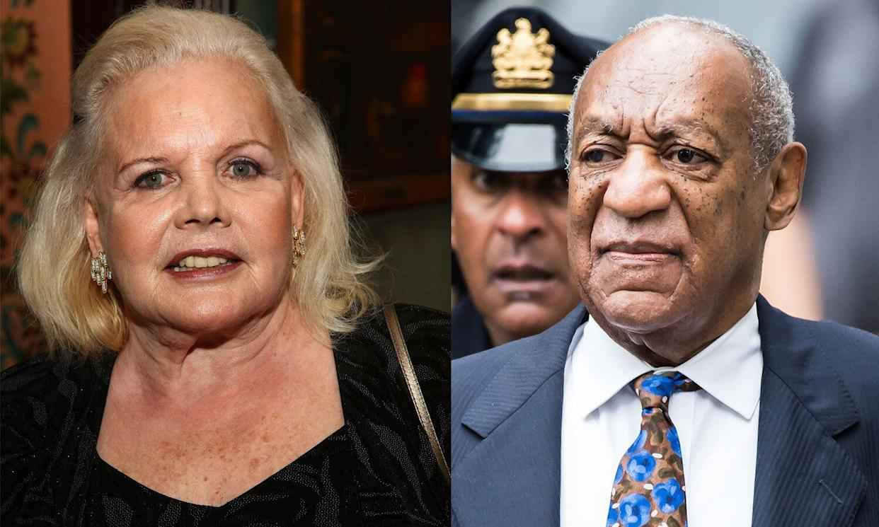 Actress Carroll Baker defends Bill Cosby and blames his accusers. (Photo: Getty Images)