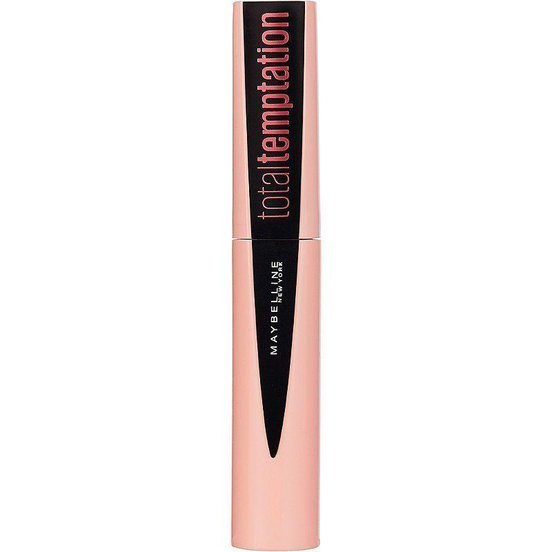 """<p><strong>Maybelline </strong></p><p>ulta.com</p><p><strong>$9.49</strong></p><p><a href=""""https://go.redirectingat.com?id=74968X1596630&url=https%3A%2F%2Fwww.ulta.com%2Ftotal-temptation-mascara%3FproductId%3DxlsImpprod17161553&sref=https%3A%2F%2Fwww.goodhousekeeping.com%2Fbeauty-products%2Fmascara-reviews%2Fg4852%2Fbest-drugstore-mascara%2F"""" rel=""""nofollow noopener"""" target=""""_blank"""" data-ylk=""""slk:Shop Now"""" class=""""link rapid-noclick-resp"""">Shop Now</a></p><p>For perfectly separated lashes, rely on this GH Seal holder, which was the winner in a recent mascara test. Beauty scientists and consumer testers raved about how it <strong>didn't flake, smudge, or clump</strong>. """"I'm really picky with mascara, but I LOVED this product,"""" shared one tester. """"It made my eyelashes look thick and lush."""" </p>"""