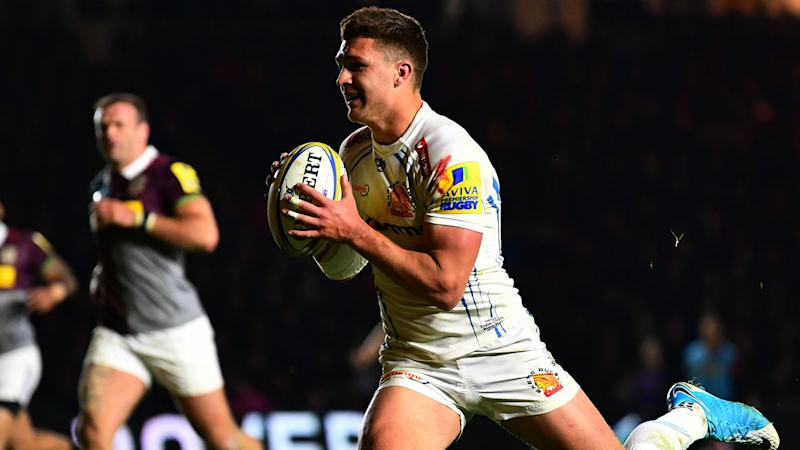 Late surge sends Chiefs level with Premiership leaders Wasps