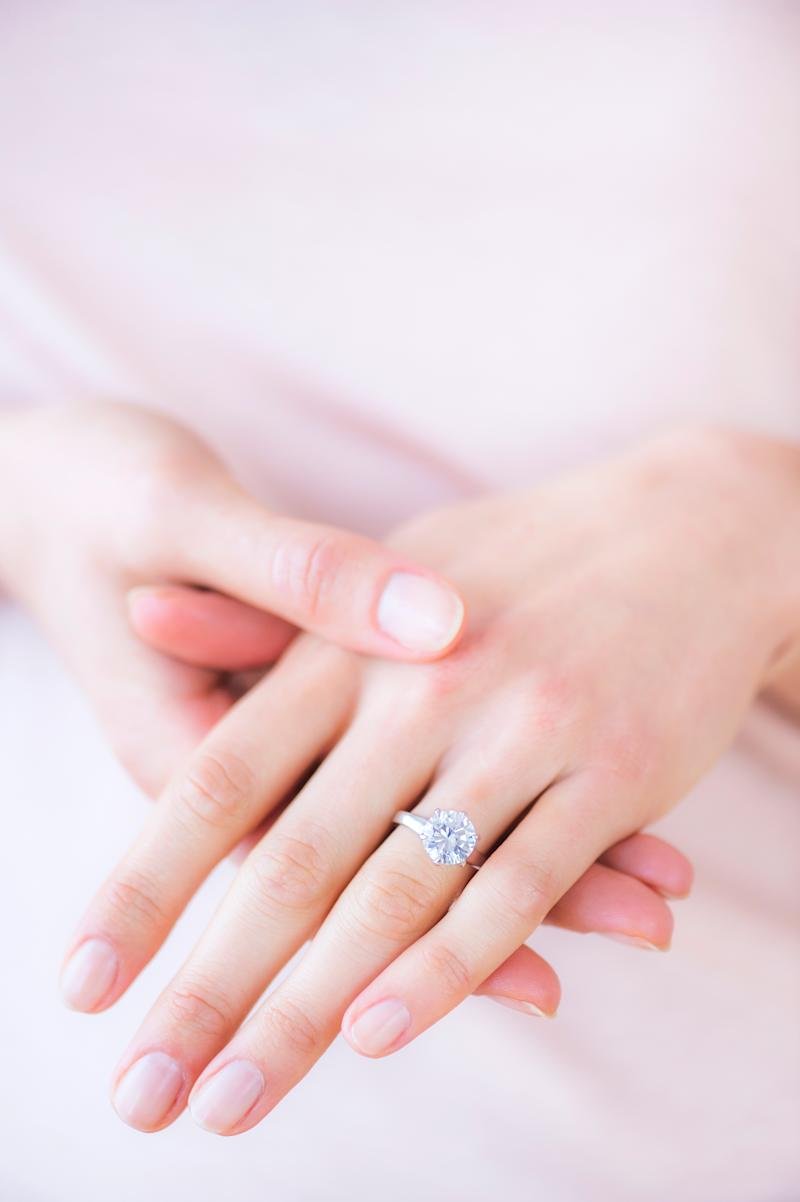 Woman is selling her engagement ring from Satan incarnate on