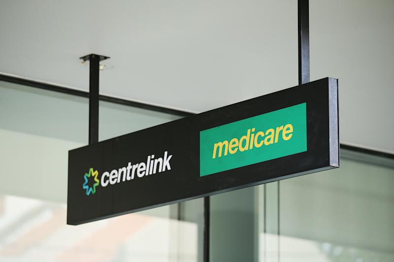 Centrelink suspended a union worker's welfare payments - for no reason. Source: Getty