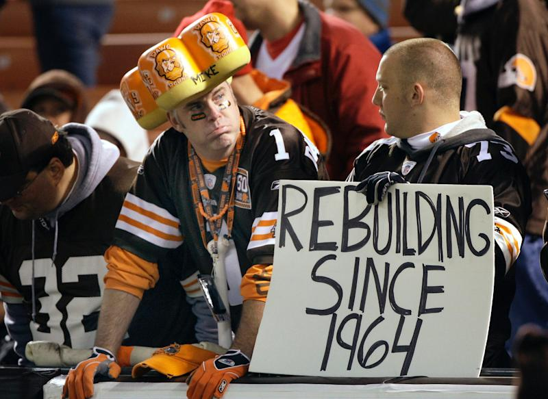 cleveland browns 2009