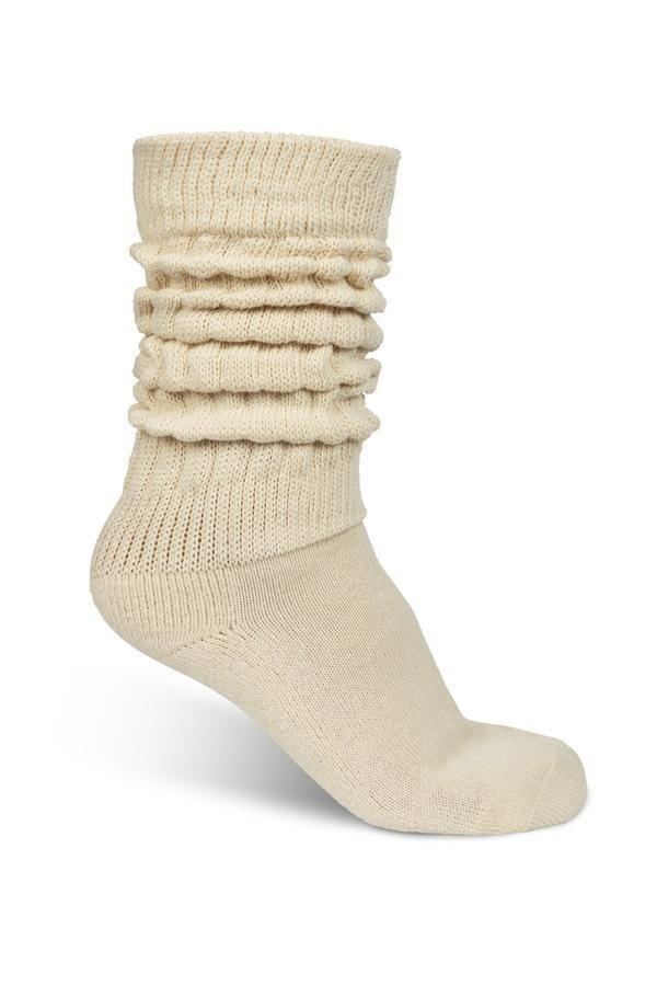 """<p><strong>Brother Vellies</strong></p><p>brothervellies.com</p><p><strong>$35.00</strong></p><p><a href=""""https://brothervellies.com/collections/all/products/cloud-sock"""" rel=""""nofollow noopener"""" target=""""_blank"""" data-ylk=""""slk:Shop Now"""" class=""""link rapid-noclick-resp"""">Shop Now</a></p><p>A pair of socks may seem like a short-end-of-the-stick gift option—until she feels how cloudlike these truly are. </p>"""