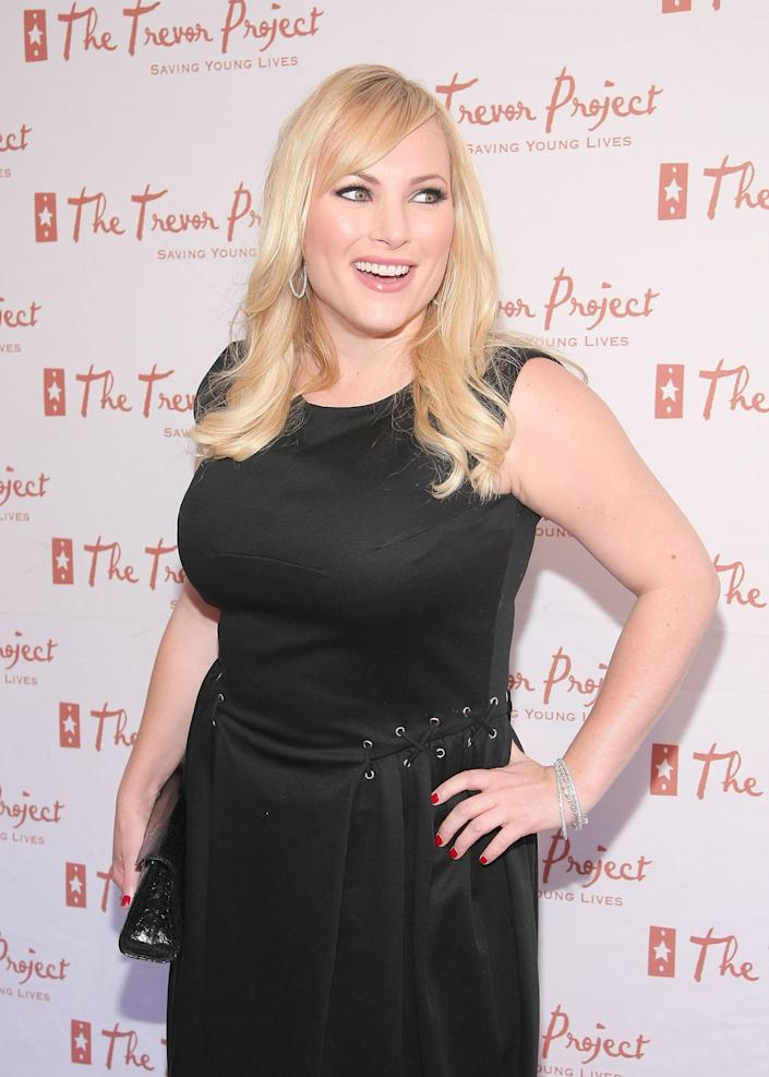NEW YORK - JUNE 29: Meghan McCain attends the Ninth Annual Trevor New York Summer Gala at Capitale on June 29, 2009 in New York City. (Photo by Michael Loccisano/Getty Images)