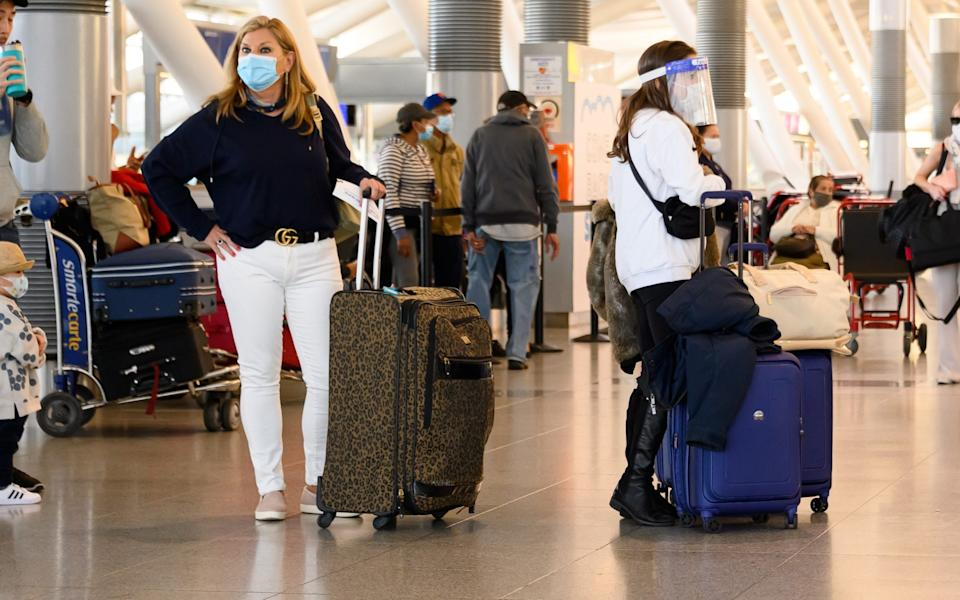 The introduction of 'travel corridors' didn't convince the majority of Britons to travel abroad - Noam Galai/Getty Images North America