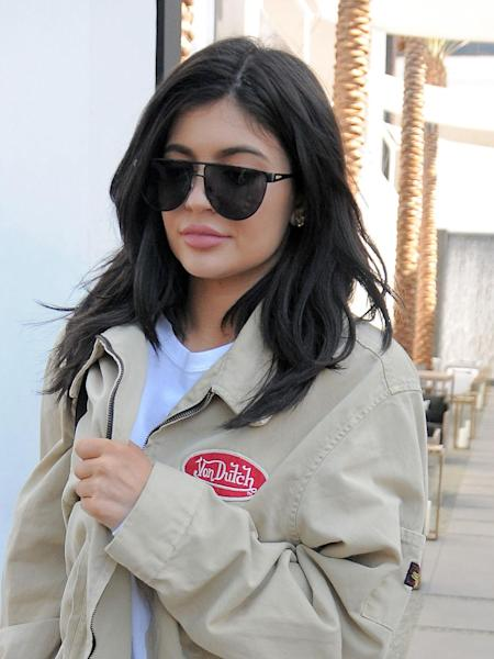 <p>Was pregnant Kylie Jenner really spotted at CVS?</p>