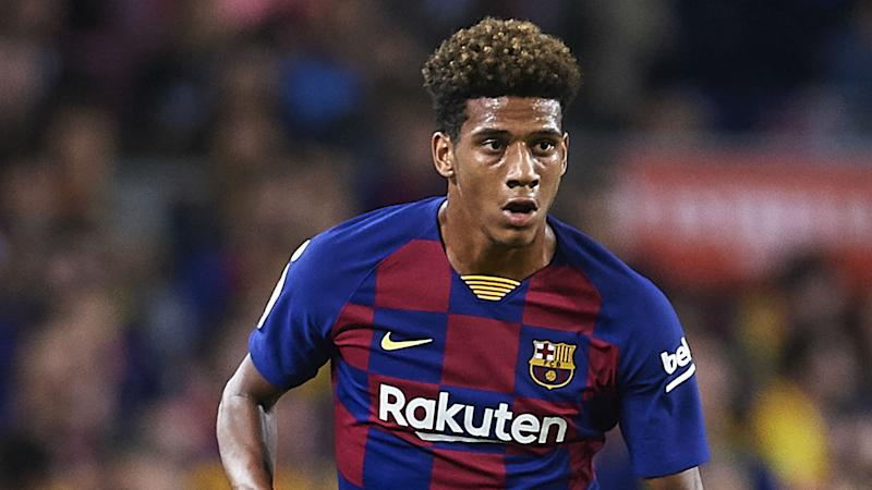 Barcelona defender Todibo reveals Manchester United refused to sign him after trial