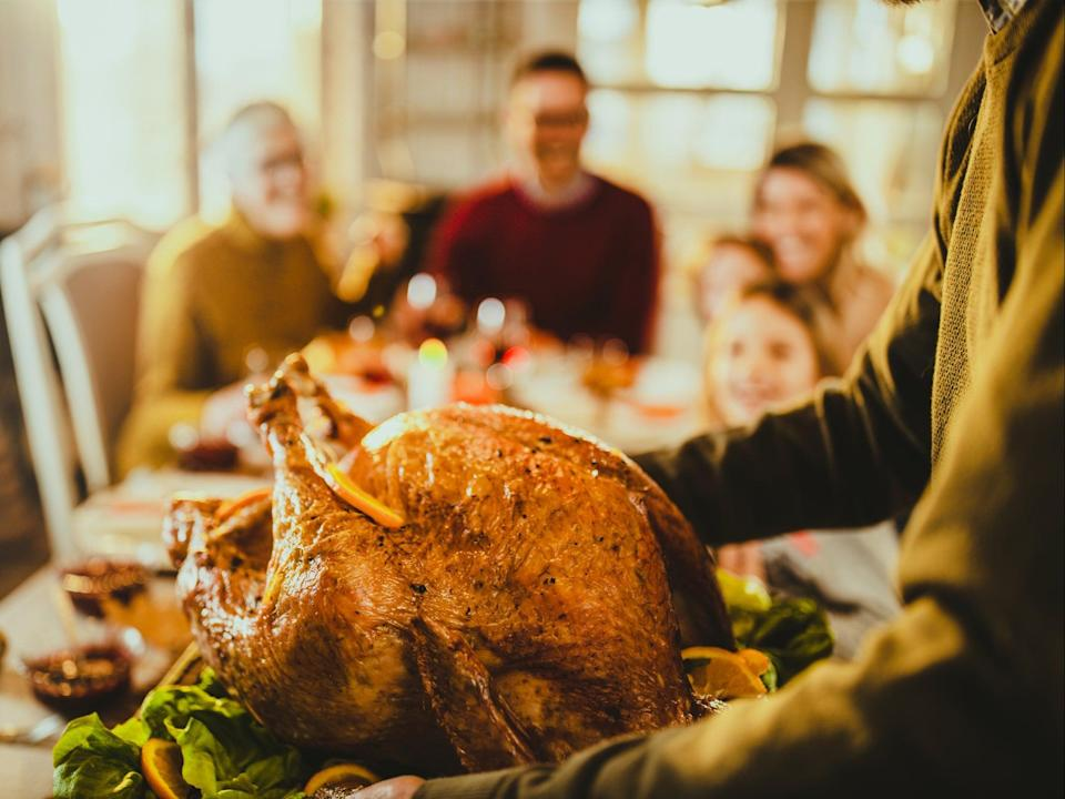 <p>Not being able to spend Christmas with family has filled some with 'fear' and existential dread</p> (Getty)