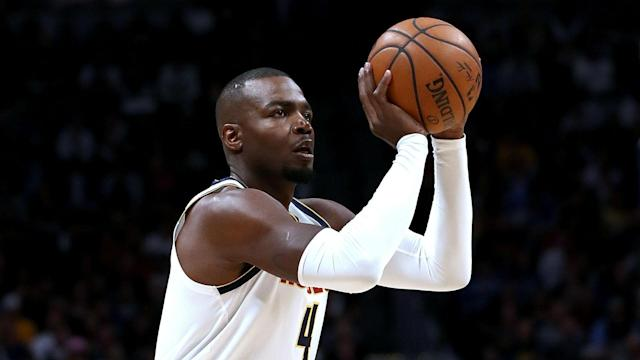 Forward Paul Millsap averaged 12.6 points and 7.2 rebounds a game this past season, and Denver have now picked up his player option.