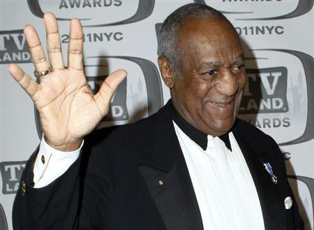 "Actor Bill Cosby arrives at the ""TV Land Awards 2011"" in New York City"