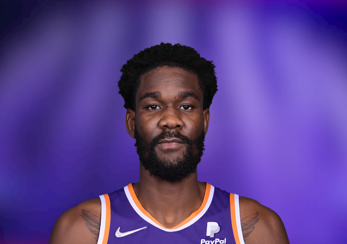 Deandre Ayton meets with Suns owner amid contract feud