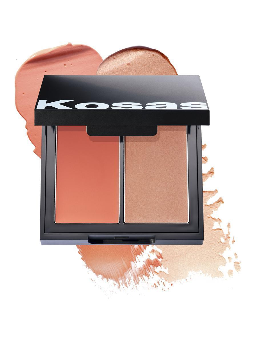 "<h3>Color & Light Cream Blush Palette</h3><br>This cream blush and highlighter duo prove that twice is nice. Best yet, you can shop extra-pigmented versions of each colorway to find the perfect fit for your skin tone.<br><br><strong>Kosas</strong> Color & Light Cream Blush, $, available at <a href=""https://go.skimresources.com/?id=30283X879131&url=https%3A%2F%2Fkosas.com%2Fproducts%2Fvelvet-melon-cream-blush"" rel=""nofollow noopener"" target=""_blank"" data-ylk=""slk:Kosas"" class=""link rapid-noclick-resp"">Kosas</a>"