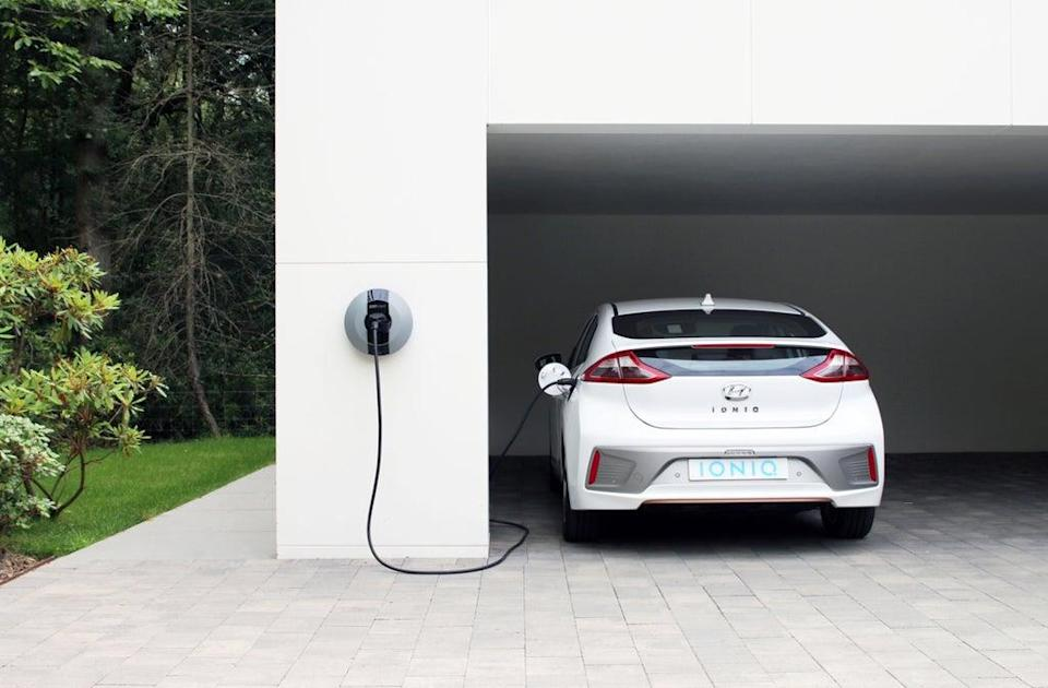 Pod Point's home charging points (Pod Point)