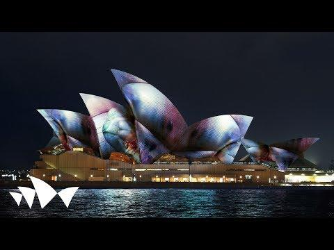 """<p>On the evening of May 26, Sydney was <a href=""""https://newswire.storyful.com/storylines/*/stories/167919"""">once again transformed</a> during a dazzling display of music and lights for the Vivid festival.</p> <p>This video shows the Opera House lit up during the show.</p><p>International artists, designers, performers and creative minds gather in Sydney every year for the festival. Credit: YouTube/Sydney Opera House via Storyful</p>"""