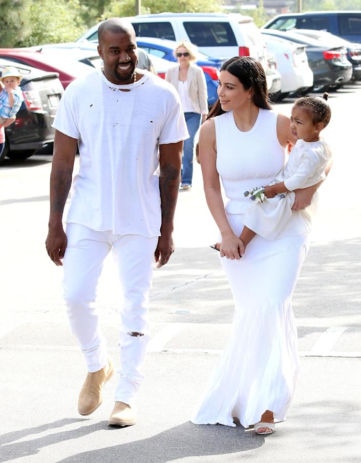 What Kim Kardashian and Kanye West's Baby Name Means