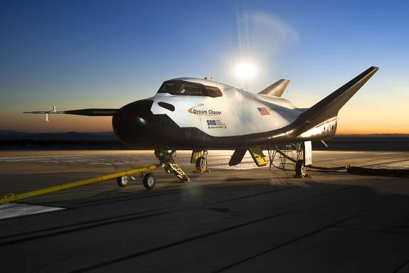 Proposed Houston Spaceport Lands Private Space Plane Partner