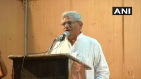 CAA: Yechury says RSS, BJP want to end secularism