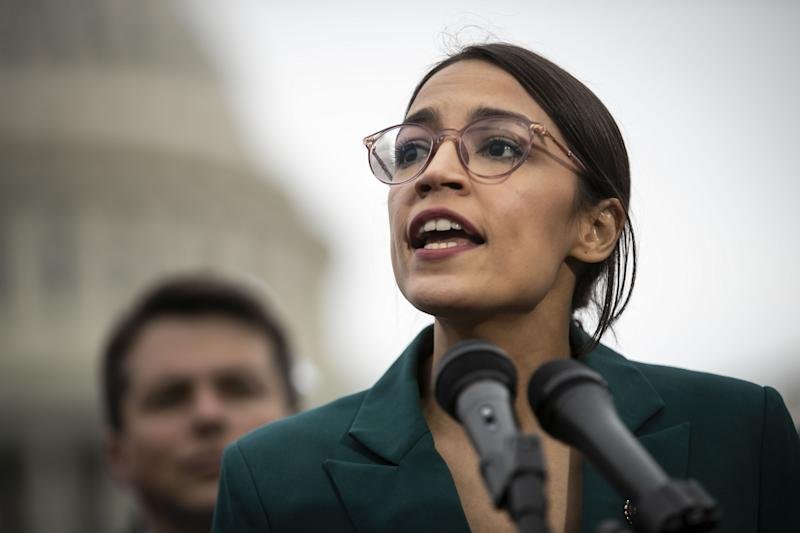 Republicans Just Can't Stop Talking About the 'Green New Deal'