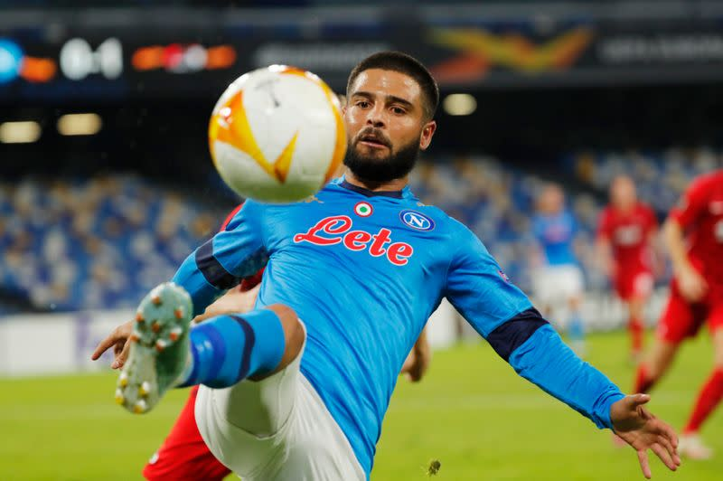 Europa League - Group F - Napoli v AZ Alkmaar