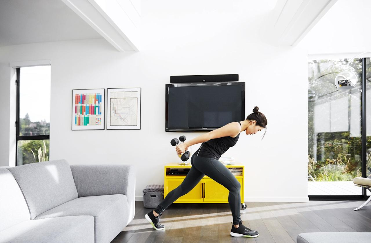 "<p>If you struggled to use that gym membership past January, try doing your <a href=""https://www.popsugar.com/fitness/Cardio-Workouts-You-Can-Do-Home-38523642"" class=""ga-track"" data-ga-category=""Related"" data-ga-label=""https://www.popsugar.com/fitness/Cardio-Workouts-You-Can-Do-Home-38523642"" data-ga-action=""In-Line Links"">workout at home</a>. You'll have fewer excuses to skip when you can roll out of bed and have a gym day in your living room (not to mention saving money and time). There are plenty of routines available that involve little to no equipment like this <a href=""https://www.popsugar.com/fitness/Full-Body-Circuit-Workout-Strengthen-Legs-Abs-Arms-2440899"" class=""ga-track"" data-ga-category=""Related"" data-ga-label=""https://www.popsugar.com/fitness/Full-Body-Circuit-Workout-Strengthen-Legs-Abs-Arms-2440899"" data-ga-action=""In-Line Links"">full-body circuit workout</a>. Follow <a href=""https://www.popsugar.com/fitness/Tips-Home-Workouts-44230985"" class=""ga-track"" data-ga-category=""Related"" data-ga-label=""https://www.popsugar.com/fitness/Tips-Home-Workouts-44230985"" data-ga-action=""In-Line Links"">these tips</a> for getting started at home.</p>"