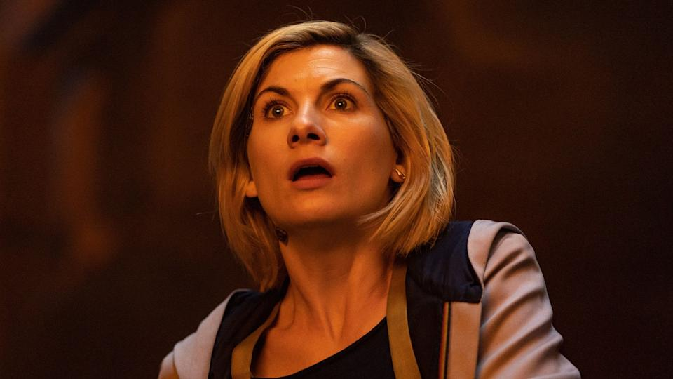 Jodie Whittaker as Doctor Who (Credit: BBC)