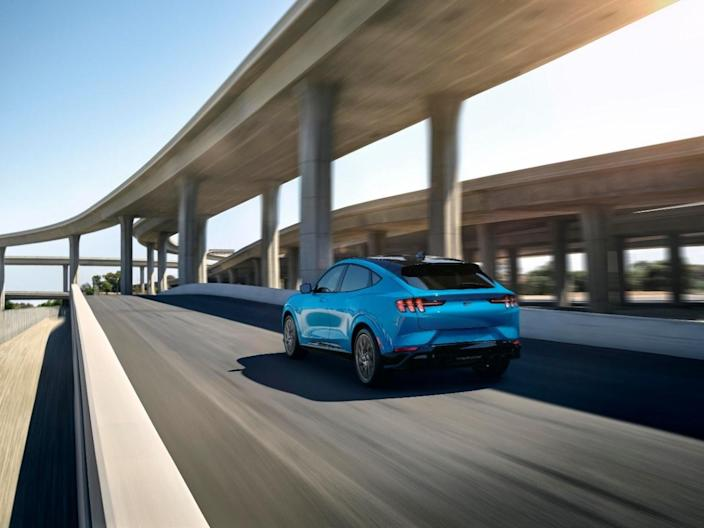 Yes, its name sounds like seaweed wrapped around fish and rice. Yes, it's an SUV styled to look like a stretched and lifted Mustang. But with 300 miles of range for $50,000, it has our attention and seems poised for success.