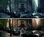 <p>The cars outside the Continental Hotel in 'John Wick: Chapter Two' are exactly the same as they were in the first film, despite being filmed two years apart. The storyline of the second film picks up just hours after the first one, so this attention to detail is appreciated. </p>
