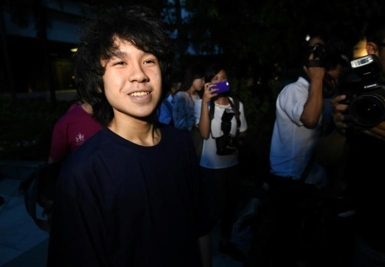 Singapore teenage blogger granted asylum in the US