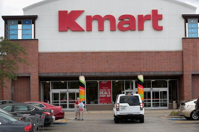 Sears Holdings Corporation, the owner of Kmart, said it was planning on closing more Kmart store including this Elmhurst location. (Photo by Scott Olson/Getty Images)