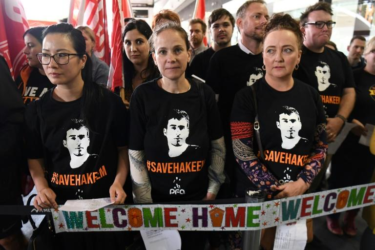 The footballer's detention sparked worldwide outcry and a protracted diplomatic dispute between Bahrain, Thailand and Australia