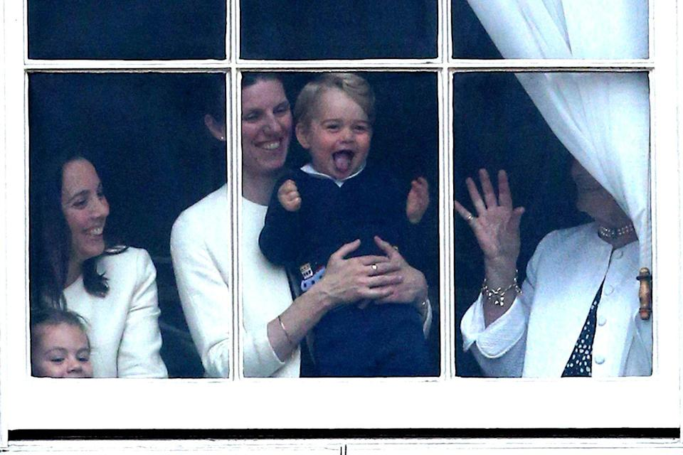 <p>We are all Prince George. </p>