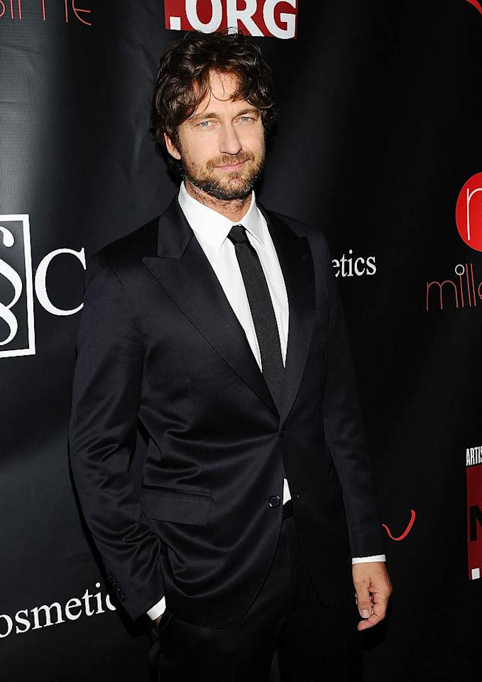 "November 13: Gerard Butler turns 41 Jamie McCarthy/<a href=""http://www.wireimage.com"" target=""new"">WireImage.com</a> - November 1, 2010"