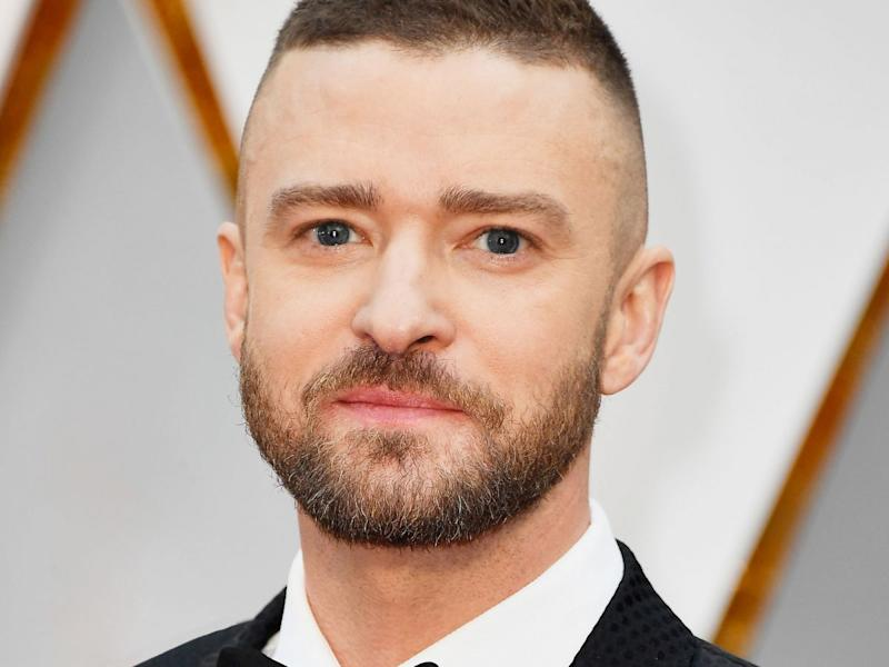 Justin Timberlake Goes Into Ultimate Dad Mode In Adorable Selfie