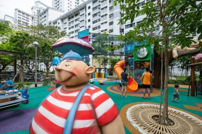 outdoor playgrounds in singapore