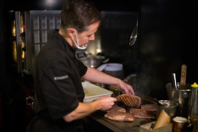 French-born chef Pascal Aussignac has lived in London for 22 years and co-owns six premises, including a Michelin-starred restaurant and a cocktail bar