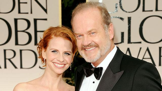Kelsey Grammer & Wife Kayte Expecting Another Baby