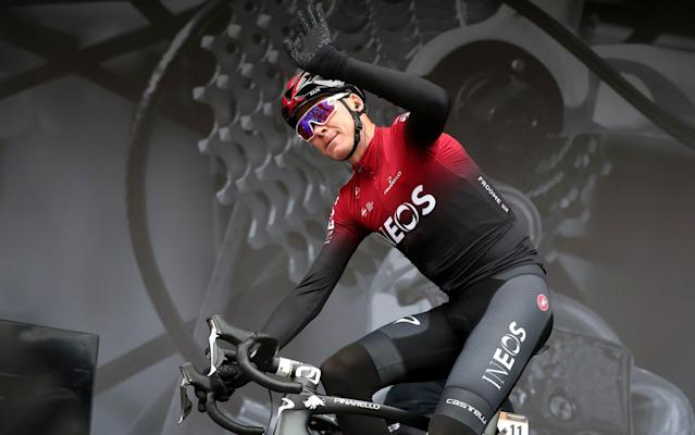 Chris Froome's total grand tour wins could now number seven - PA